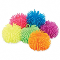 Puffer Ball Kit of 12 Assorted Colours